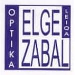 Optica Elgezabal